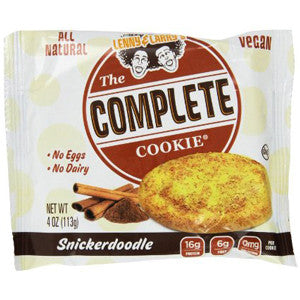 Lenny & Larry's Snickerdoodle Cookie 4oz.