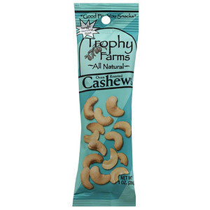 Trophy Farms All Natural Cashews