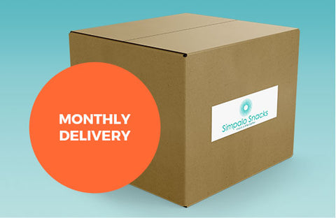 Monthly Subscription - Variety Snack Box