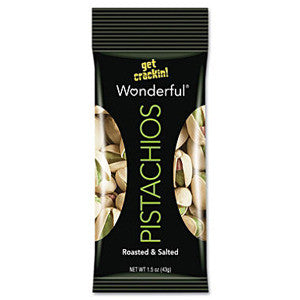 Wonderful - Pistachios Roasted & Salted