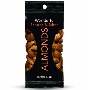 Wonderful - Almonds Roasted & Salted