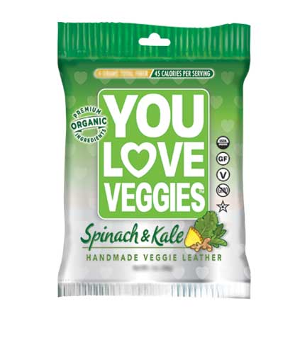 You Love Veggies Spinach & Kale