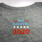 No Shave. 2020 | 5th Annual | Limited Edition T-Shirt