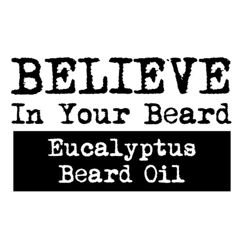 Eucalyptus | Beard Oil