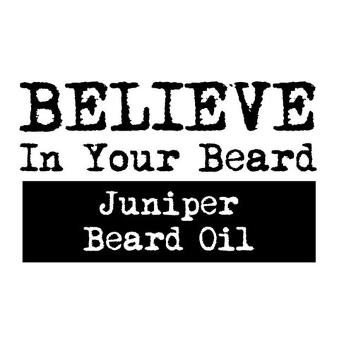 Juniper | Beard Oil