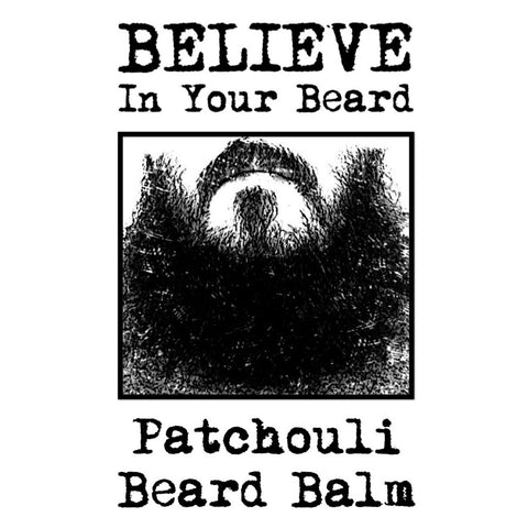 Patchouli | Beard Balm