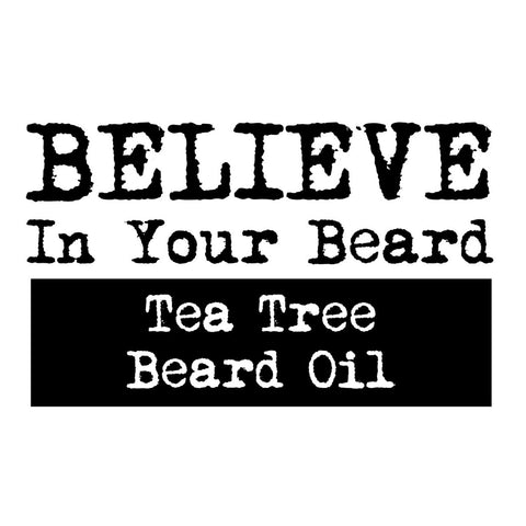 Tea Tree | Beard Oil