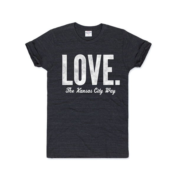 LOVE. | No Shave. 2018. | Limited Edition T-Shirt | Benefiting Children's Mercy