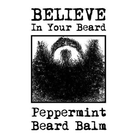 Peppermint | Beard Balm