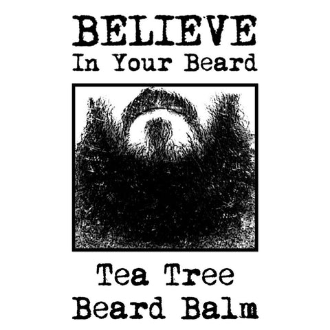 Tea Tree | Beard Balm