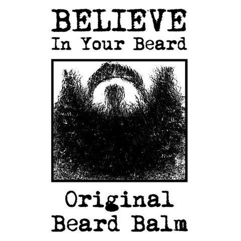Original | Beard Balm (Unscented)