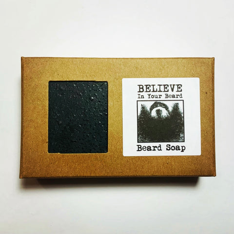 Beard Soap | The BIYB (Activated Charcoal)