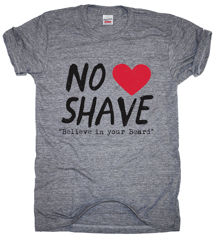 No Shave T-Shirt