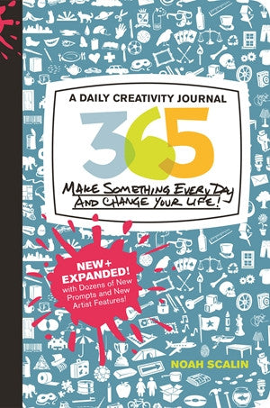 365 Days Creativity Journal