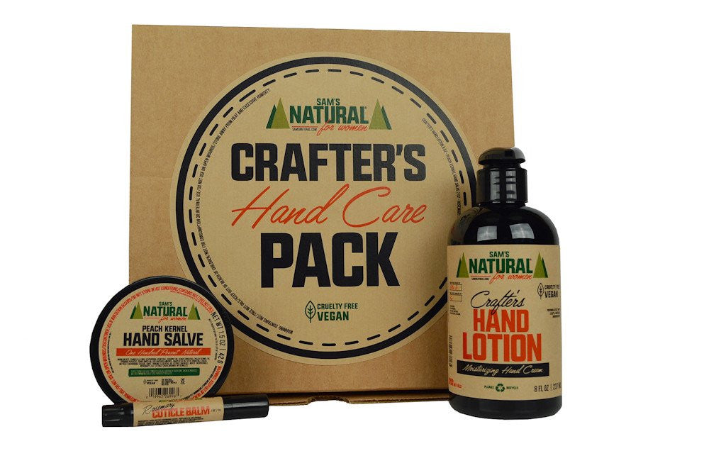 Crafter's Hand Care Pack