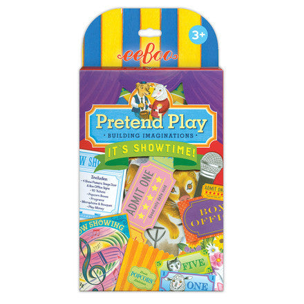 Pretend Play - It's Showtime