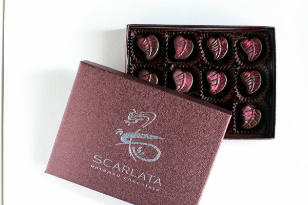 SPECIAL - Organic Raspberry Dark Chocolate