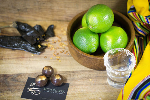 Mezcal Dark Chocolate