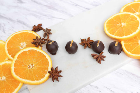 Orange Anise Dark Chocolate