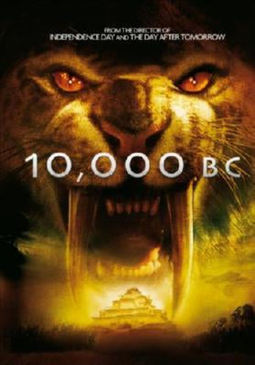 10000 Bc Movie Poster Puzzle  - Fame Collectibles