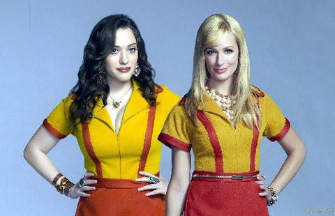 2 Broke Girls Mug Photo Coffee Mug - Fame Collectibles  - 1