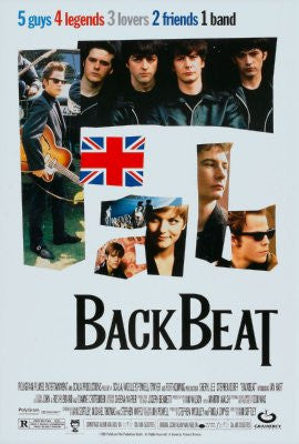 Backbeat Mouse Pad Mousepad Mouse mat - Fame Collectibles