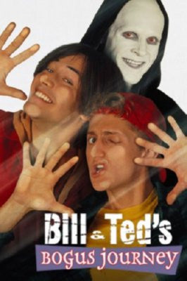 Bill And Teds Bogus Journey Mouse Pad Mousepad Mouse mat - Fame Collectibles