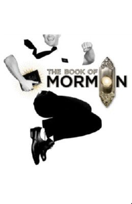 Book Of Mormon Mouse Pad Mousepad Mouse mat - Fame Collectibles