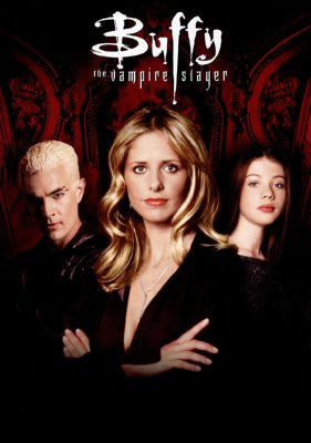 Buffy The Vampire Slayer Mouse Pad Mousepad Mouse mat - Fame Collectibles