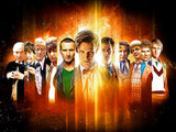 Doctor Who 50Th Anniversary Puzzle Jigsaw Puzzle - Fame Collectibles