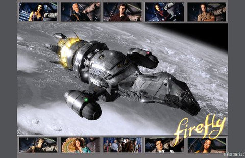Firefly Mouse Pad Mousepad Mouse mat - Fame Collectibles