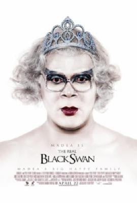 Madeas Big Happy Family Tyler Perry Black Swan 8x10 photo - Fame Collectibles