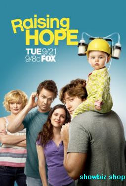 Raising Hope Tv Poster 24x36 - Fame Collectibles