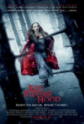 Red Riding Hood Mini Movie 8x10 photo - Fame Collectibles