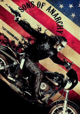 Sons Of Anarchy Puzzle Fun-Size 120 pcs - Fame Collectibles
