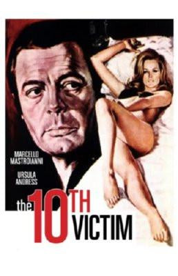 10Th Victim The Movie Poster Puzzle Fun-Size 120 pcs - Fame Collectibles