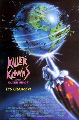 Killer Klowns From Outer Space Puzzle Fun-Size 120 pcs - Fame Collectibles
