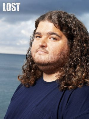Lost 8x10 photo Jorge Garcia - Fame Collectibles