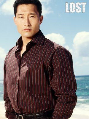 Lost 8x10 photo Daniel Dae Kim - Fame Collectibles