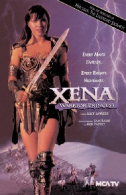 Xena Warrior Princess Promo 8x10 photo - Fame Collectibles