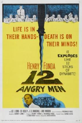 12 Angry Men Movie Poster Puzzle 300 pcs Large - Fame Collectibles