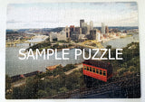 Joyride To Nowhere Movie Poster Puzzle Choose a size