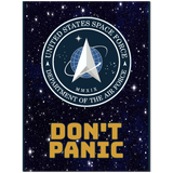 United States Space Force Don't Panic Parody Mug 11oz or 15oz