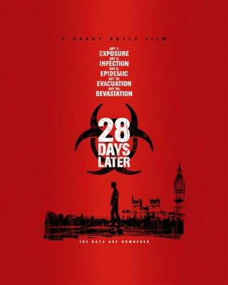 28 Days Later Movie Poster Puzzle Fun-Size 120 pcs - Fame Collectibles