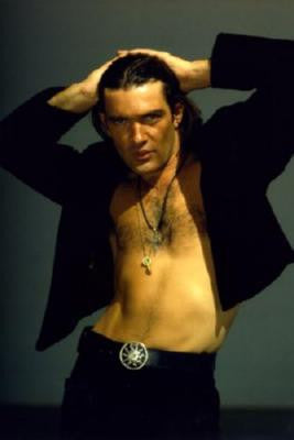 Antonio Banderas Poster 24in x 36in - Fame Collectibles