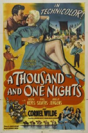 A Thousand And One Nights Mouse Pad Mousepad Mouse mat - Fame Collectibles