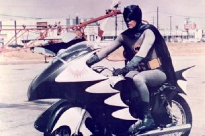 Batcycle Tv Mouse Pad Mousepad Mouse mat - Fame Collectibles