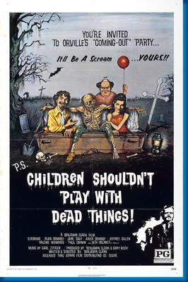 Children Shouldn?T Play With Dead Things Mouse Pad Mousepad Mouse mat - Fame Collectibles