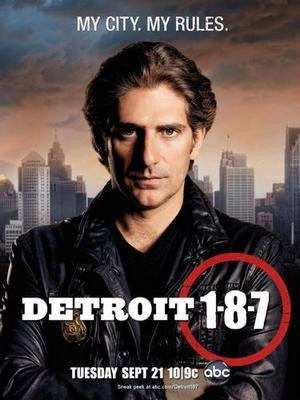 Detroit 187 Poster 24in x36in 24x36 - Fame Collectibles