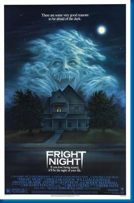 Fright Night Movie Poster Puzzle Fun-Size 120 pcs - Fame Collectibles